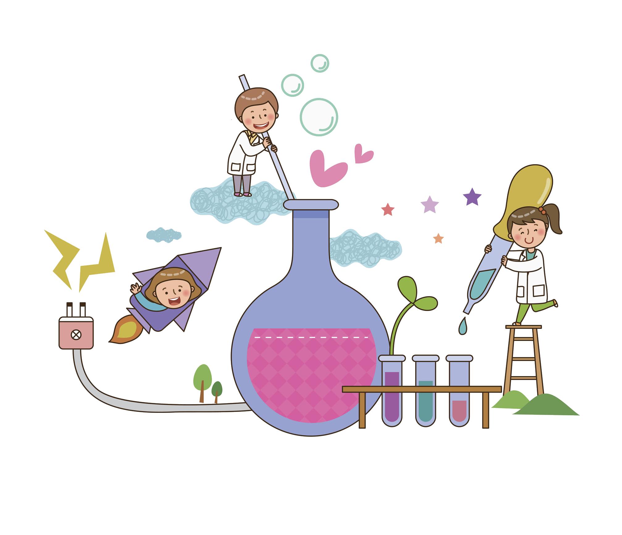子ども水素体験教室