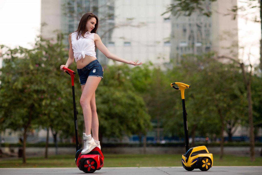 移動支援ロボット『INMOTION』イメージ