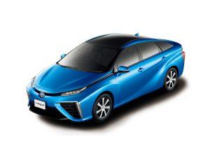 トヨタ 燃料電池自動車 MIRAI