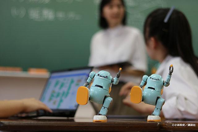 リビングロボット